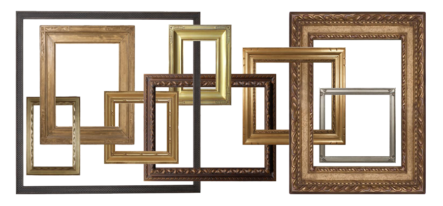 Mirror TV Frame Selection