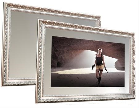 Mirror TV Framed
